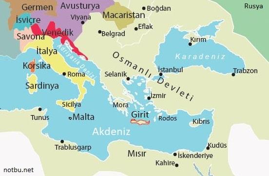 17. yüzyılda osmanlı venedik ilişkileri