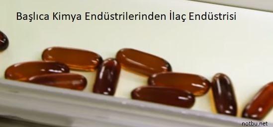 İlaç endüstrisi