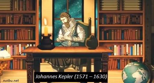 Johannes Kepler neyi icat etti