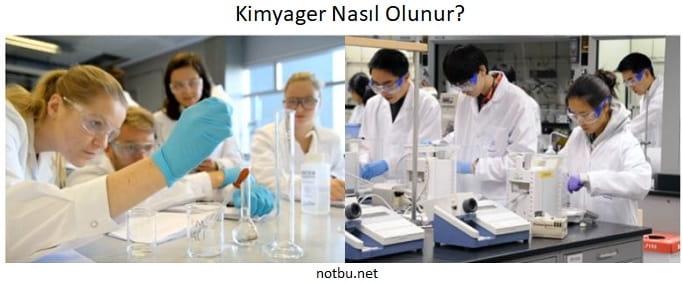 Kimyager nasıl olunur
