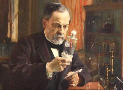 Louis Pasteur neyi icat etmiştir