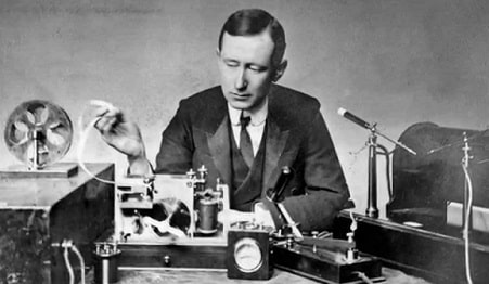 Marconi neyi icat etmiştir