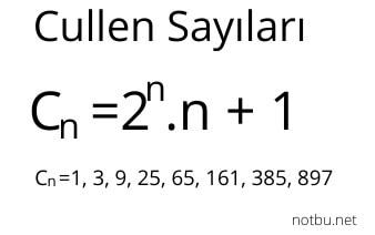 Cullen sayıları