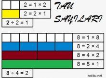 Tau sayısı
