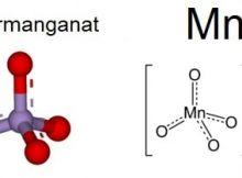 permanganat formülü