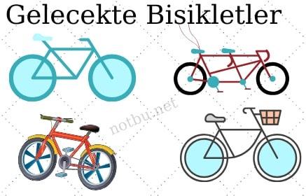 Bisikletin gelecekte uğrayabileceği değişiklikler