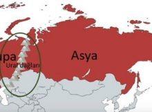 Rusya hangi kıtada