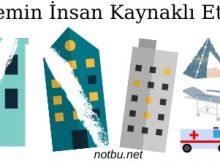 Depremin etkisini arttıran ve insanlardan kaynaklanan sebepler